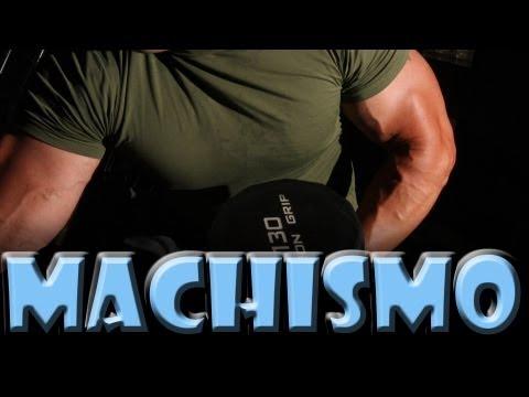 spanish word machismo